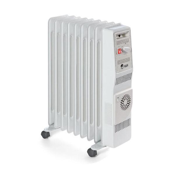 Radiatore elettrico ad olio WP7 TURBO BIANCO 2000W